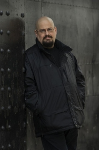 Picture of GoH Charlie Stross